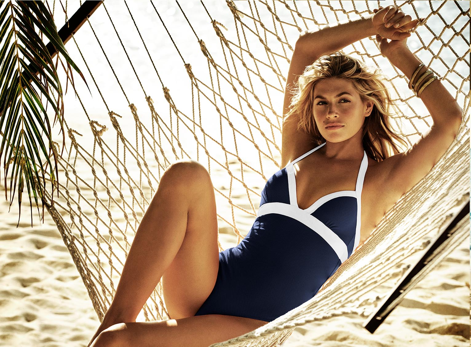 Harbour Island Push Up One Piece